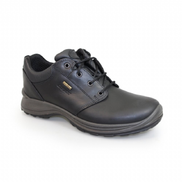GRIsport 'EXMOOR' Black Walking Shoe